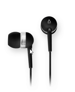Creative EP-630 Noise-Isolating In-Ear Headphones