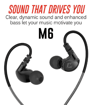MEE audio Sport-Fi M6 sound quality