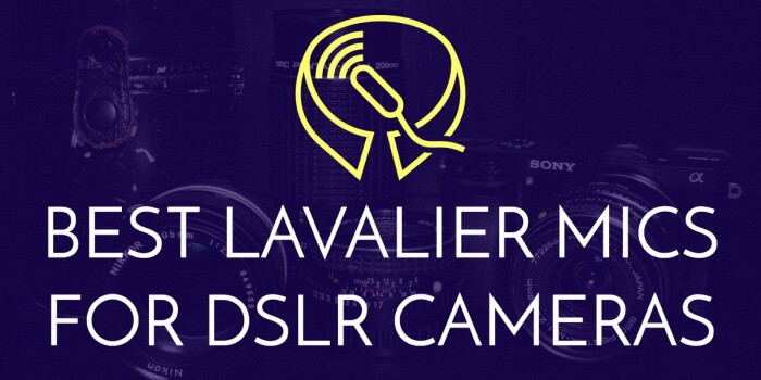 Best lavalier mics for dslr