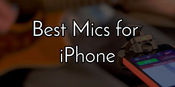Mics of iphone
