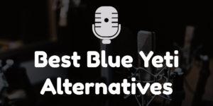 Blue yeti alternatives