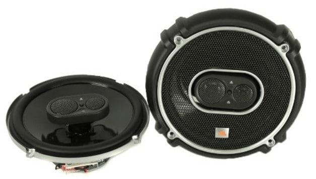 Jbl coaxial speakers