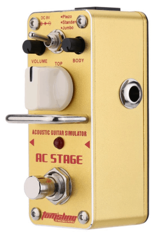 Aroma aas 3 ac stage acoustic guitar simulator