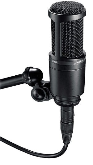 At2020 gaming mic