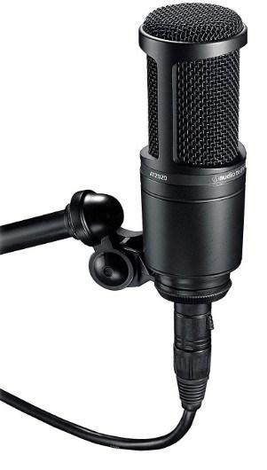 At2020 gaming mic