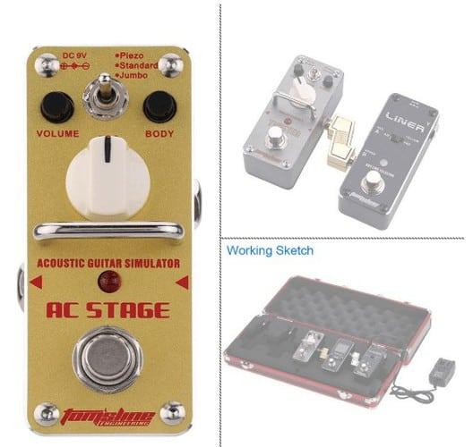 Aroma aas 3 pedal