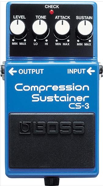 Boss cs 3 compressor