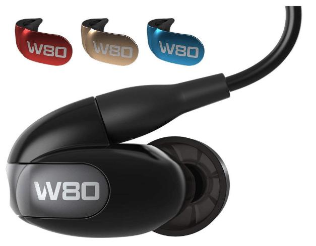 Eight driver signature series earphones