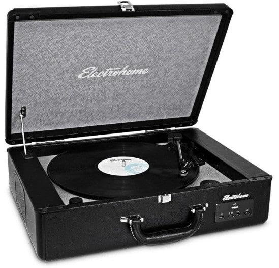 Electrohome archer vinyl turntable