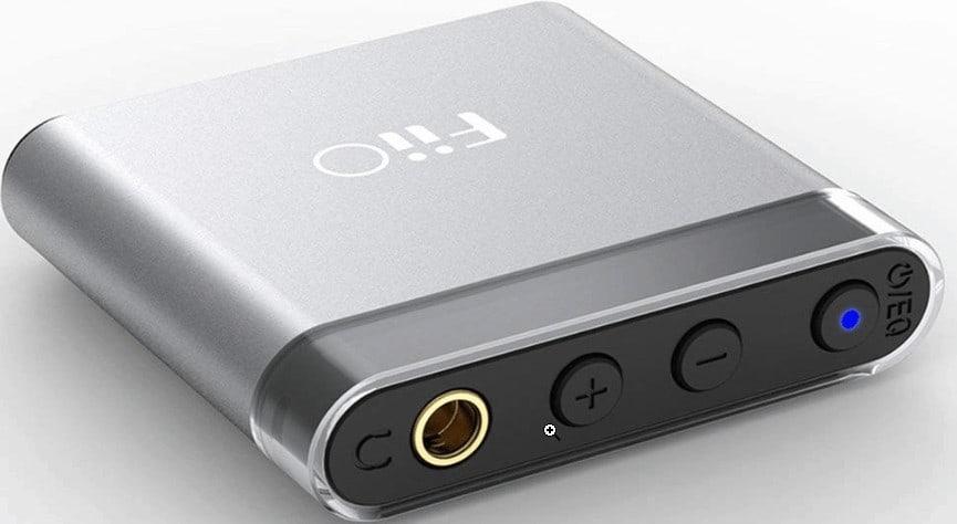 Fiio a1 silver portable amp