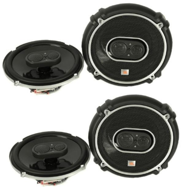 Jbl audio coaxial speakers stereo