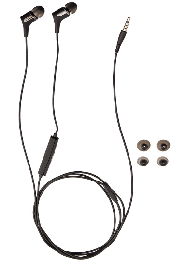 Klipsch r6i ii in ear headphone black in ear headphone black
