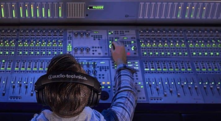 M50x sound quality