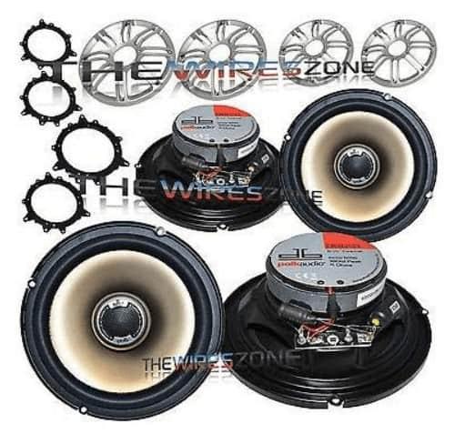 Polk audio coaxial speakers