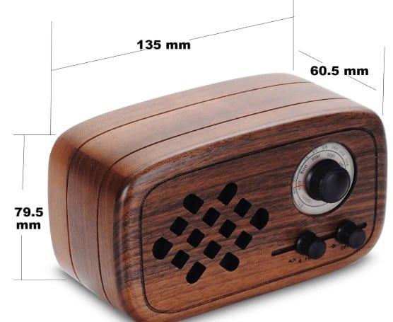 Rerii speaker