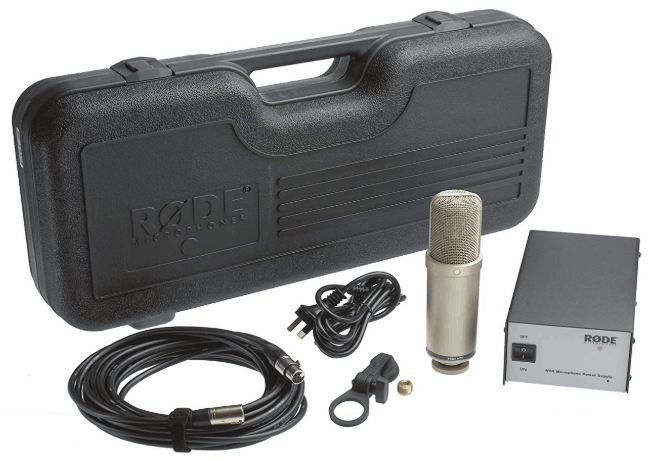 Rode ntk premium microphone