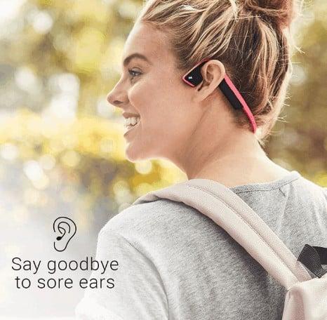 Say goodbye to sore ears