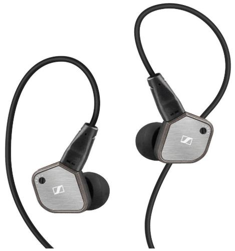 Sennheiser ie 80 headphones