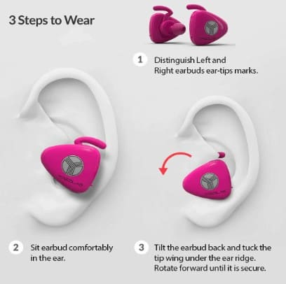 Treblab x11 wireless earbuds
