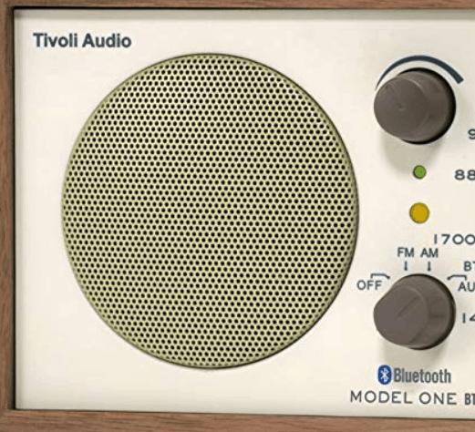 Tivoli speaker