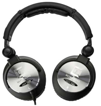 Ultrasone hfi 580 s logic headphone