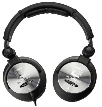 Ultrasone hfi 580 s logic headphone