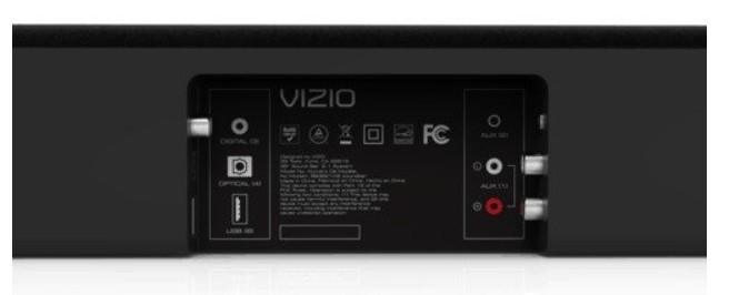 Vizio sb3821 c6 soundbar