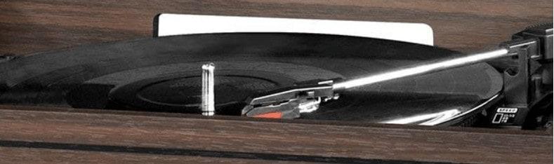Victrola nostalgic classic wood turntable