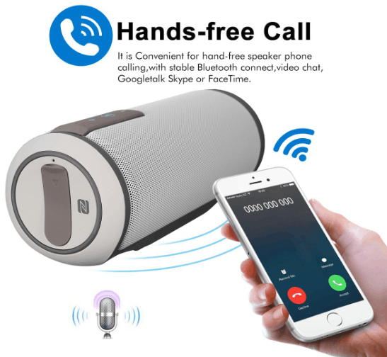 Hands free call