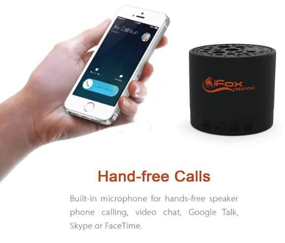 Ifox bluetooth speaker