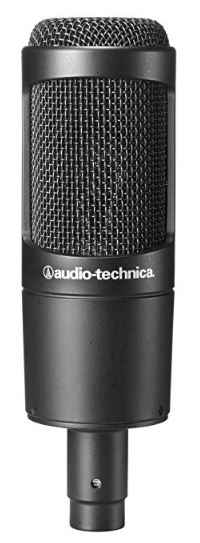 At2035 condenser microphone
