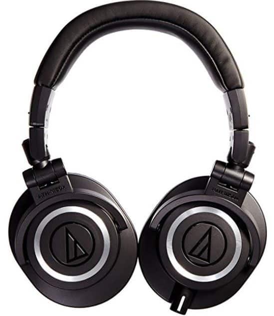 Ath m50x headphones