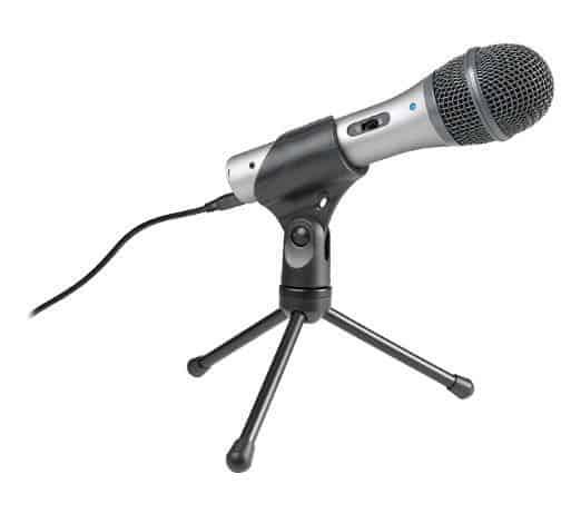 Atr2100 usb mic
