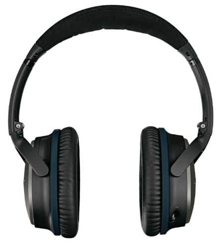 Bose quietcomfort 25 airplane headphone
