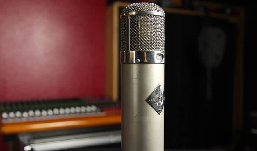 Features of tube microphones