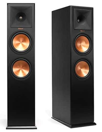 Klipsch rp 280f reference premiere floorstanding speaker