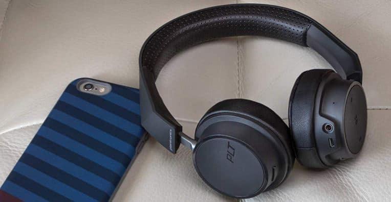 Plantronics backbeat 500 headphones