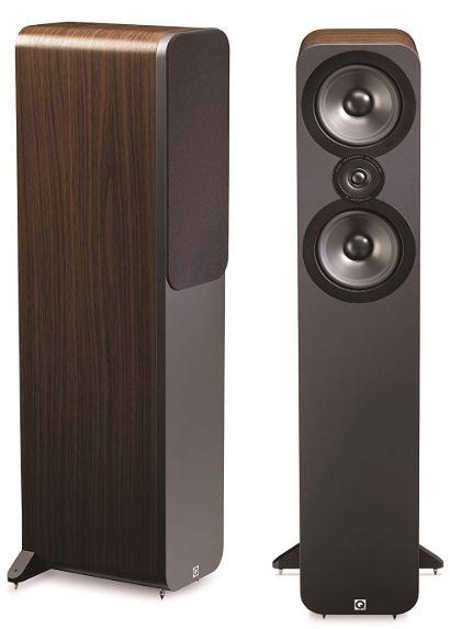 Q acoustics speaker view