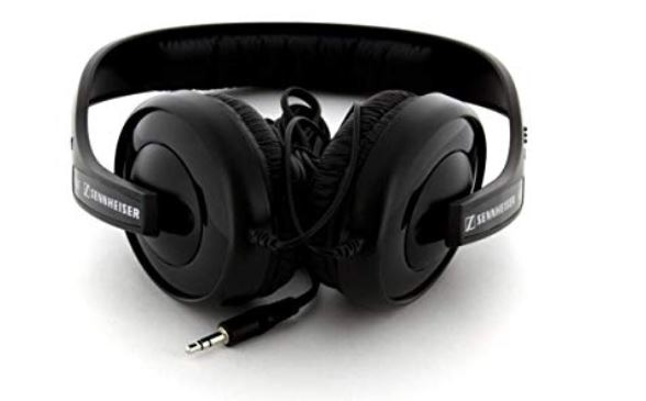 Sennheiser hd 202 ii foldable headphones