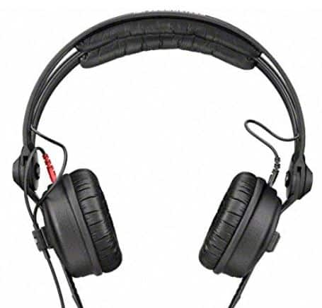 Sennheiser hd25 1 ii closed back headphones