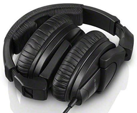 Sennheiser hd280pro headphones
