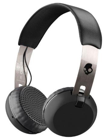 Skullcandy grind bluetooth wireless on ear headphones