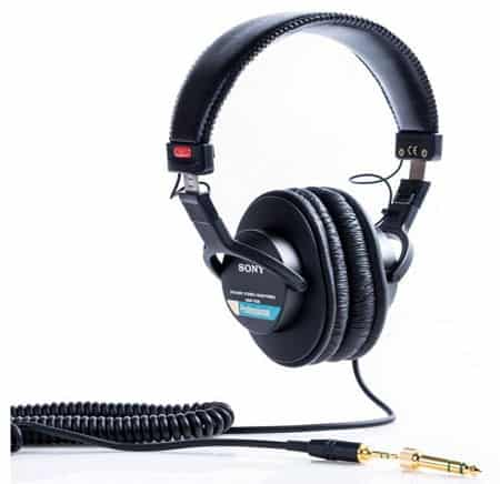 Sony mdr7506 drummer headphone