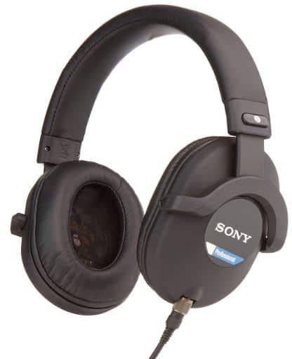 Sony mdr7520 professional studio headphones