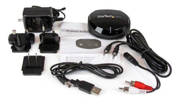 Startech.com bluetooth receiver
