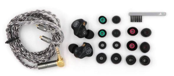 Accessories with bgvp dm6