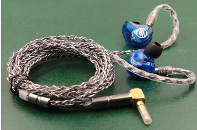 Bgvp dm6 balanced armature earphones