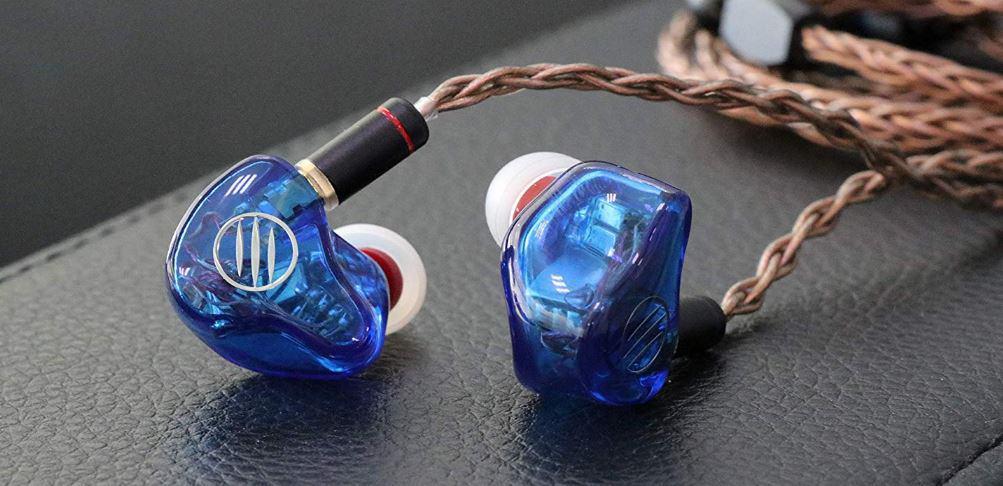 Bgvp dm6 earphones