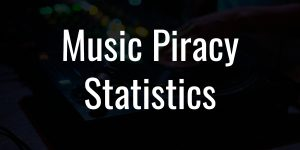 Music piracy statistics