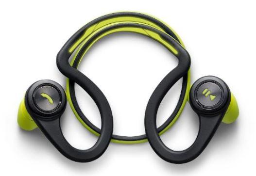 Plantronics cycling headphones